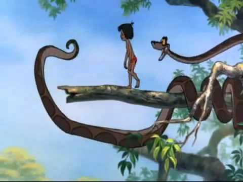 Disney - Le Livre De La Jungle - Aie Confiance