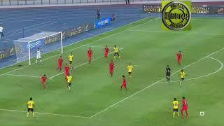 Malaysia vs Singapura 0 - 1 | Airmarine Cup 2019