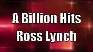 Watch Ross Lynch A Billion Hits video