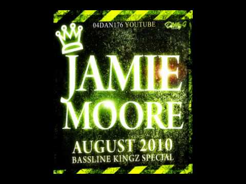 Jamie Moore - August 2010 - Track 8 - Beat Star Feat Rebecca Harrison - Devious Ways