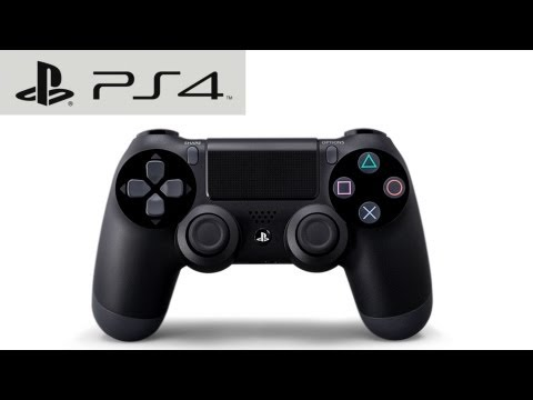 PS4 CONTROLLER REVEALED!!!!! (Full Specs and Analysis)
