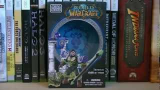 World of Warcraft Mega Bloks Faction Pack 91002 Ironoak Review