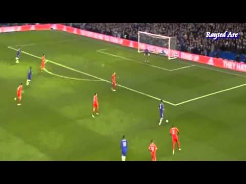 Jordan Henderson vs Chelsea (Jan 27th 2015)