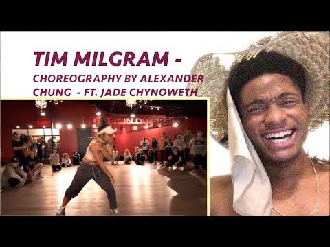 Tsar B - Escalate - Choreography by Alexander Chung - ft Jade Chynoweth - Filmed by Tim Milgram E241
