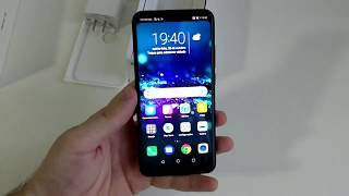 Unboxing Huawei Honor 10 BR Gearbest e BR Express