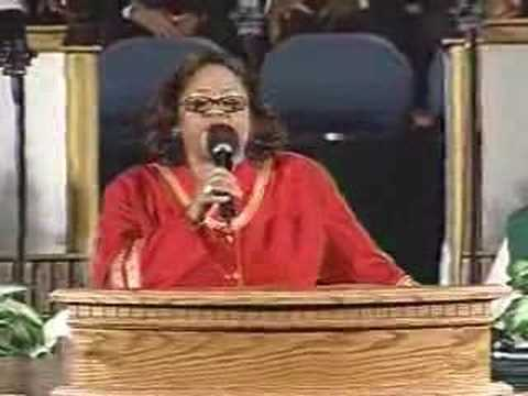 Co-Pastor Susie Owens - It's My Time Now Video