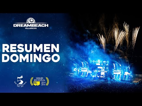Dreambeach Villaricos 2017 | Domingo 13