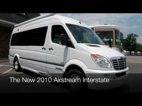 Airstream Interstate Sprinter Mercedes Diesel Luxury Class B Motorhome