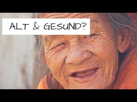 Werden die Menschen wirklich immer (gesund) älter?