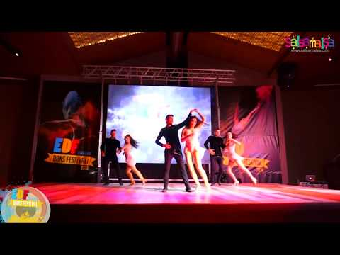 Evrensel Bachata Team by Mesut Kaya | EDF-2018