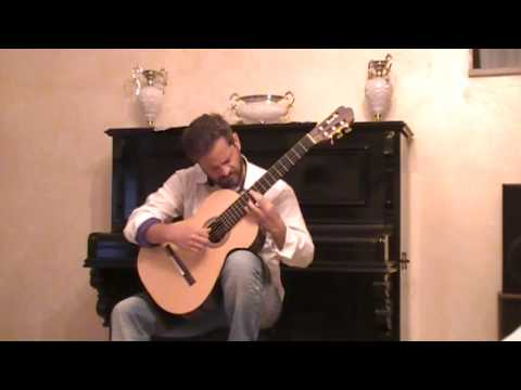 Tommaso Ieva plays Reverie Notturno, Op. 19 Giulio Regondi