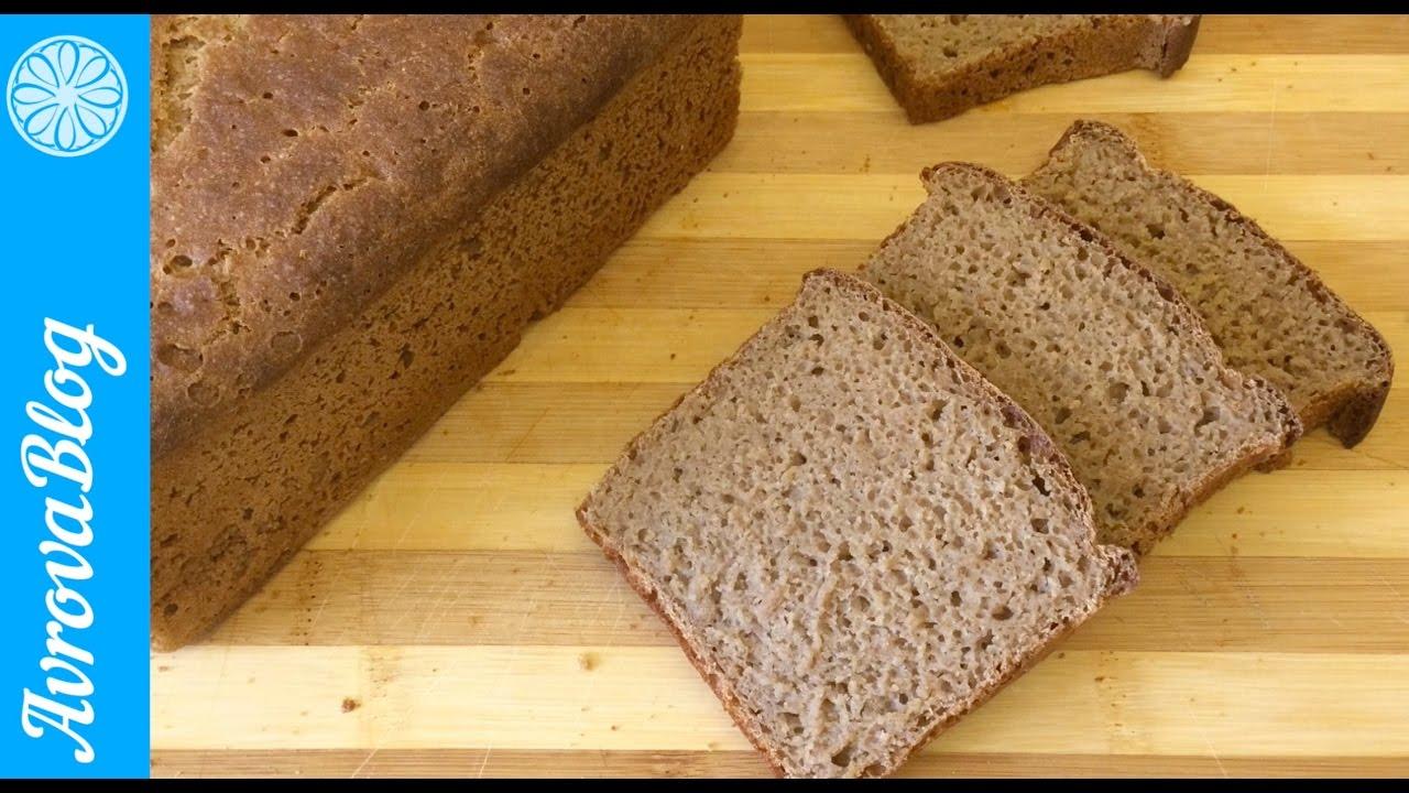 Амарантовый хлеб рецепт без дрожжей