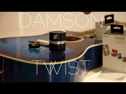 Damson Twist Speaker at Gadget Show Live Christmas