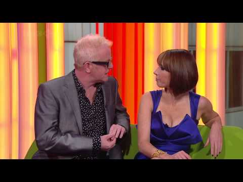 Alex Jones The One Show 20/08/10