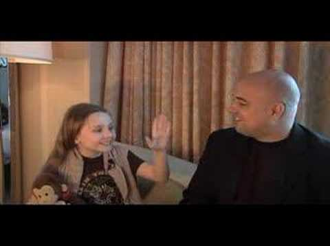 Little Miss Sunshine Abigail Breslin interview Video