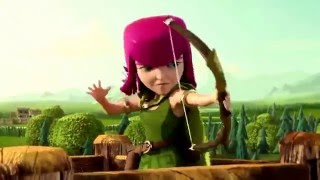 Clash Of Clans Movie   Full Animated Clash Of Clans Movie Animation mp4