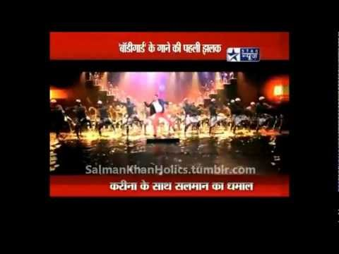 Salman Khan dancing on Desi Beats ! Sneak Preview of Desi Beats...