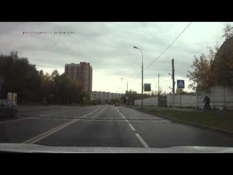 Lexus RX450 - тест-драйв по городу