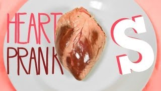 Valentine's Day Heart Prank