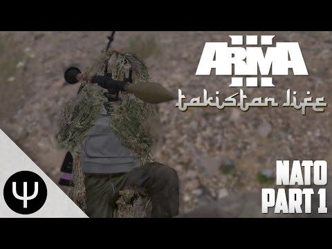 ARMA 3: Takistan Life Mod — NATO — Part 1 — Terrorist Starter Kit!
