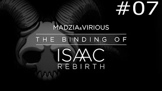 The Binding of Isaac: Rebirth - Challenge: Solar System - Odcinek 7 /w Virious