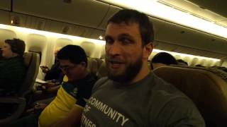 Dmitry Klokov & Yourik Sarkisian - long trip