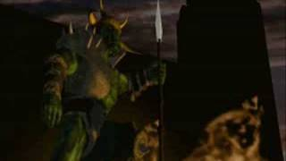 Warcraft 2 All Orc Cinematics