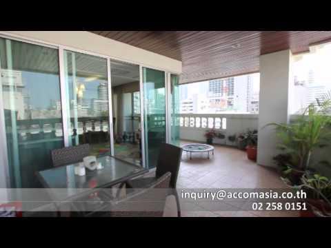 3 bedroom APARTMENT FOR RENT IN BANGKOK – Sukhumvit Rd. / Prom Pong BTS.