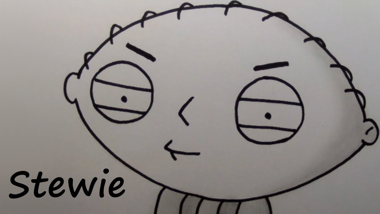 Griffin Draw Something 39th Drawing Stewie Griffin