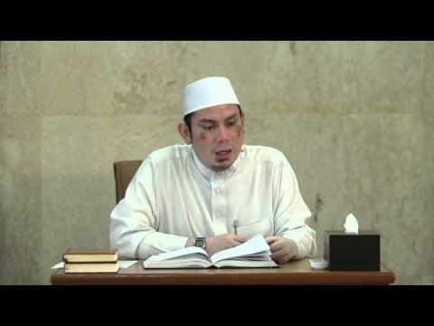 Menjelang Lailatul Qadr (bagian 3) - Ahmad Zainuddin, Lc