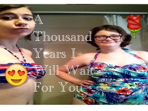 A Thousand Years ( cover with my cousin )