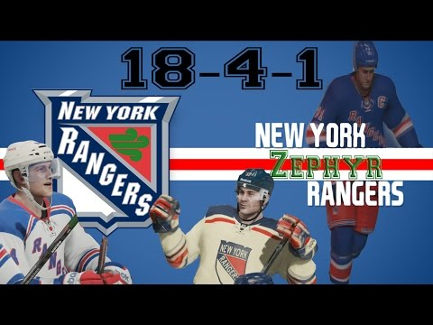 NHL15GM: NY Zephs: Gm. 24 ► Intense Guide Button Action