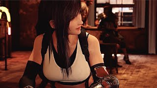 [NEW CUTSCENES] EPISODE 2 INSIDE FINAL FANTASY VII REMAKE  ファイナルファンタジーVII リメイク