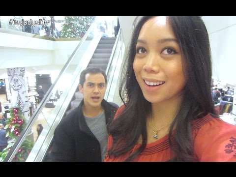 BEST SHOPPING EXPERIENCE EVER!!! - Dancemeber 01, 2013 - itsJudysLife Vlog
