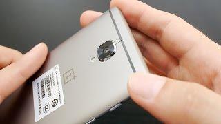 Обзор OnePlus 3: производительность, автономность, камера и звук