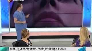 Burun ameliyatı nasıl yapılıyor? Op.Dr.Fatih Dağdelen