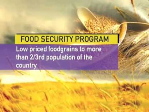 The India Story: Food Security Bill to defeat hunger