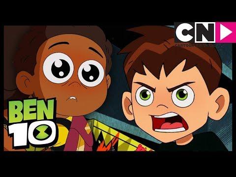 Ben 10 | Toy Sales Turn Ben BAD | Cartoon Network