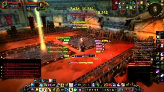 How To Kirrawk Rank 2 Sixth Boss Brawlers Guild Guide WoW MoP