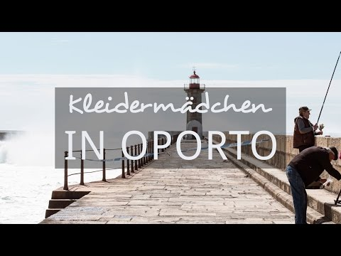 Follow Me Around Oporto - Travel Diary