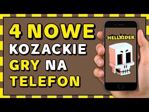 4 NOWE, KOZACKIE GRY NA TELEFON!