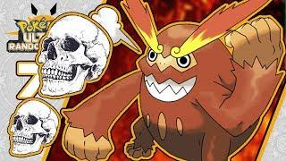 Pokémon US RandomLocke Ep.7 - EL PRIMER DOMINANTE Y ES QUE NO TENGO PALABRAS
