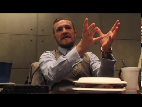 Conor McGregor: Welcome To My Office