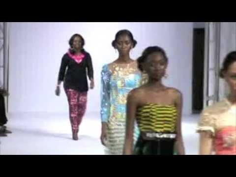 GHANA FASHION & DESIGN WEEK 2013 SHOW HIGHLIGHTS
