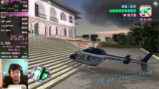 GTA: Vice City Speedrun: Any%, 55:15