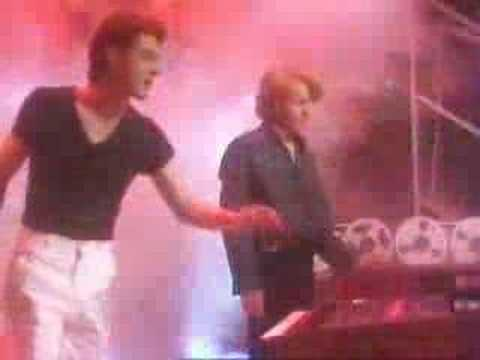 Human League - The Sound of the Crowd