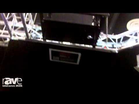 InfoComm 2015: Draper Highlights the Scissor Lift and AeroLift