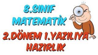 8Snf Matematik 2Dnem 1Yazlya Hazrlk