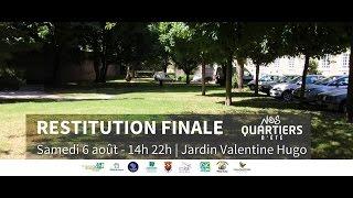 Restitution De Nos Quartiers D 39 Eté 2016 Boulogne Sur Mer