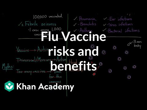 Flu Vaccine Risks and Benefits